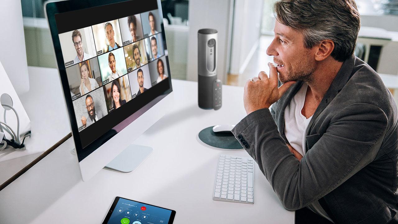 在宅勤務で脚光、ビデオ会議の新たな主役「Zoom」とは:日経ビジネス電子版