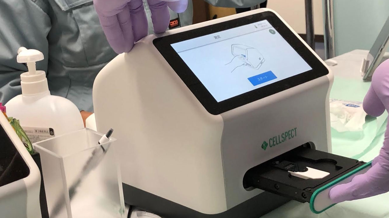 無料で血液測定、日本発ヘルステックが目指すもの