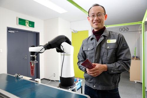 ロボットは「同僚」になれるのか