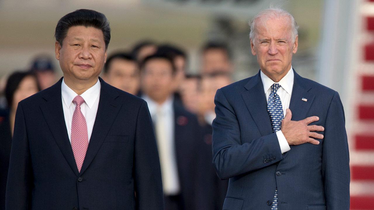 戦争 アメリカ と 中国
